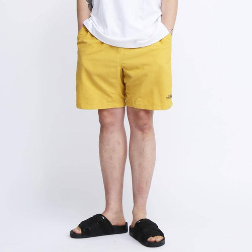 The North Face M's Protect Daily Shorts Mustard