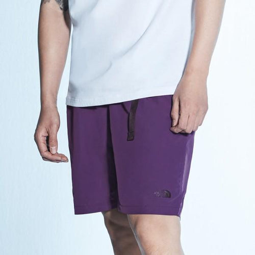 The North Face M's Protect Daily Shorts Purple