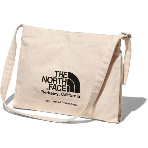 The North Face Musette Bag Black