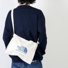 將圖片載入圖庫檢視器 The North Face Musette Bag Blue