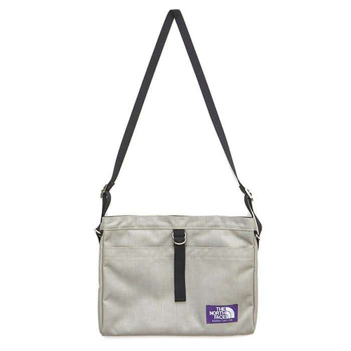 The North Face Small Shoulder Bag Gray Beige