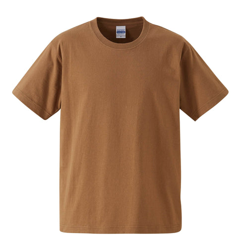 United Athle 7.1oz Heavyweight T-shirt Camel
