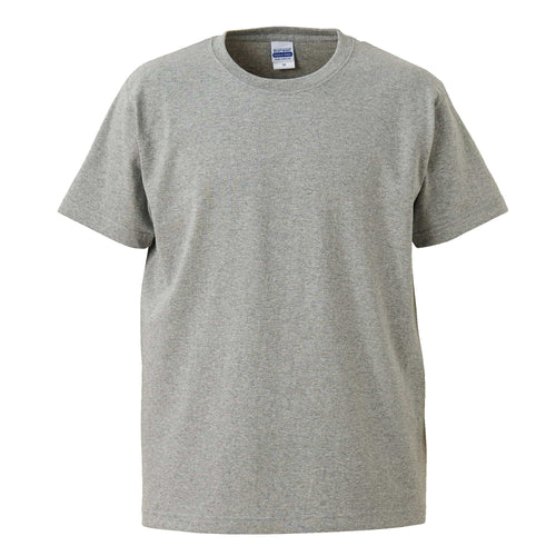 United Athle 7.1oz Heavyweight T-shirt Grey