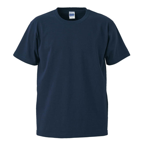 United Athle 7.1oz Heavyweight T-shirt Navy