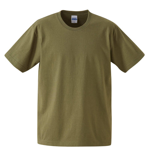 United Athle 7.1oz Heavyweight T-shirt Olive