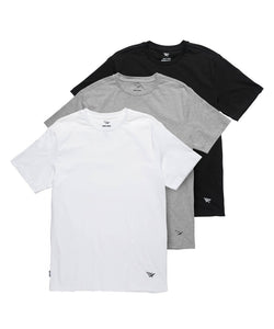 Essential 3 Pack Tees Mixed