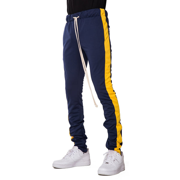 Navy/Gold Track Pant