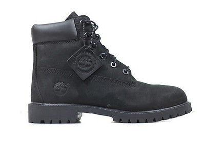 Timberland 6 inch Black GS
