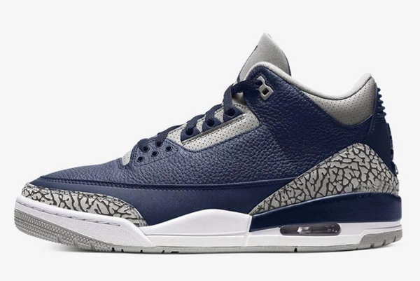 "Air Jordan 3 Retro  ""Georgetown"""