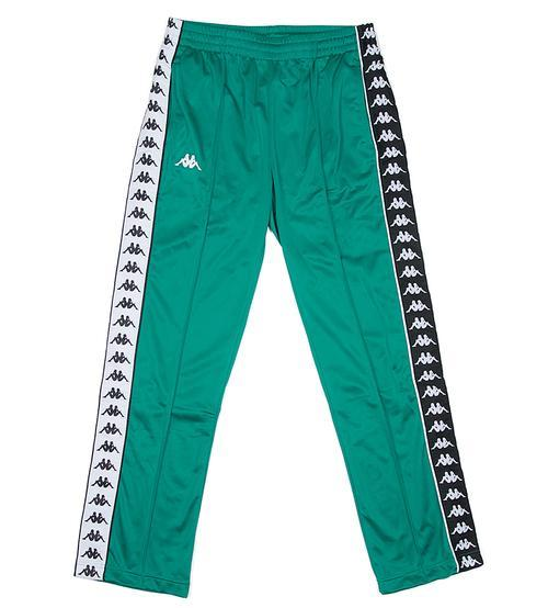 222 Banda Astoriazz Green Black White Track Pant