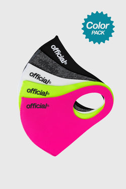 5 Color Pack-Official-Nano Poly Mask