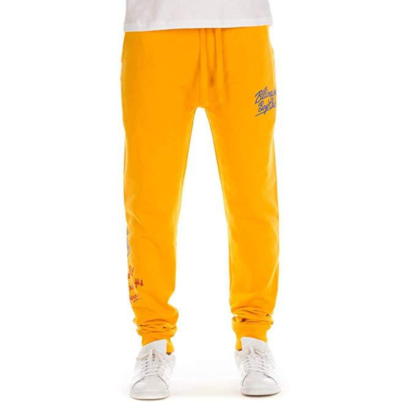 Wealth Pants (Yellow)