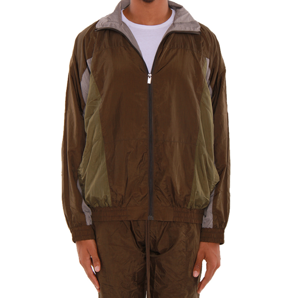 Olive Flight Jacket