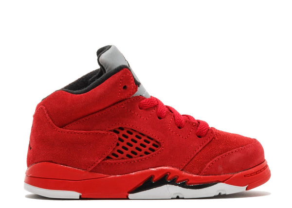 "Air Jordan 5 Retro ""Red Suede"" PS"