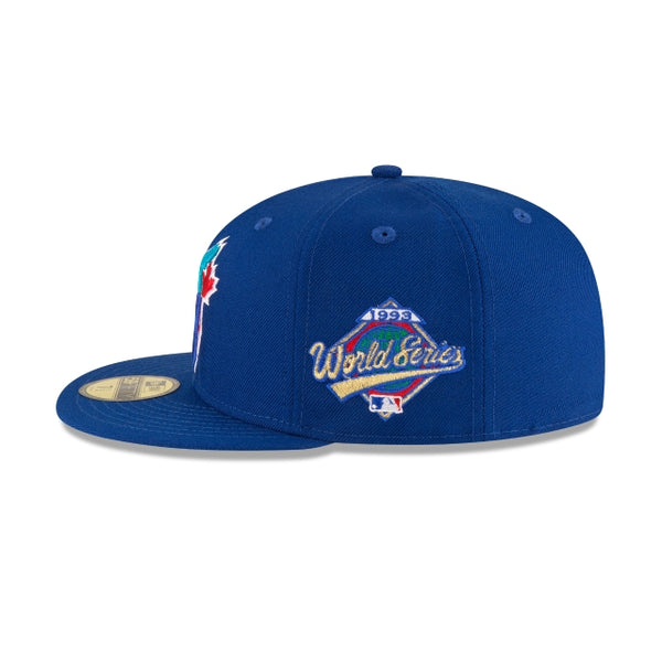 TORONTO BLUE JAYS 1993 WORLD SERIES 59FIFTY FITTED