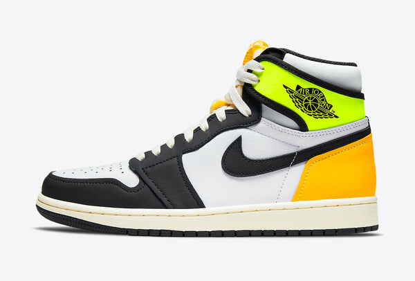 "Air Jordan 1 Retro High OG ""Volt Gold"" (GS)"