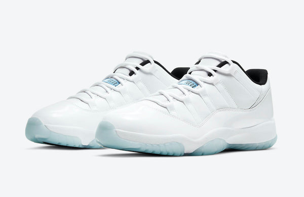 "Air Jordan 11 Low ""Legend Blue"""