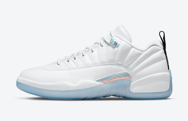 "Air Jordan 12 Low ""Easter"""