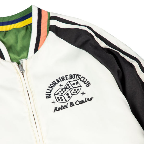 BB MOMENTO REVERSIBLE JACKET