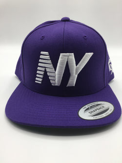 Purple NY Balance Crown