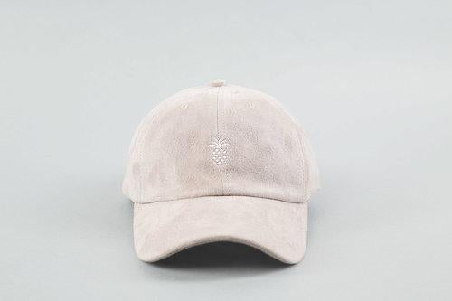 Suede Dad Hat Purple Haze