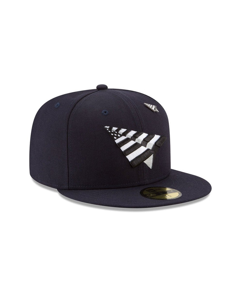 NAVY BOY CROWN FITTED