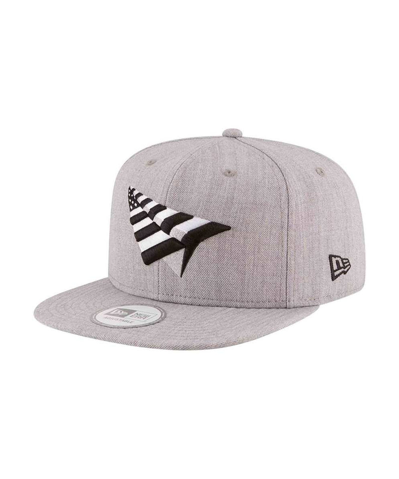 The Crown Grey Boy Old School Snapback