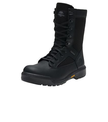 Field Boot Tall Blk