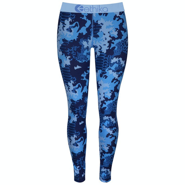 CROC CAMO Women's Leggings