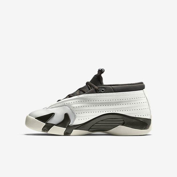 "Air Jordan 14 Retro Low PRM ""Phantom"" GS"