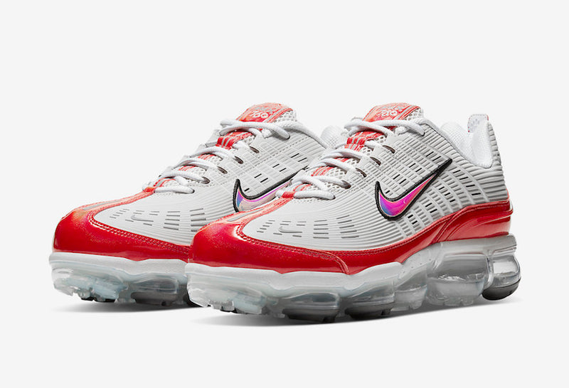 VaporMax 360 'University Red'