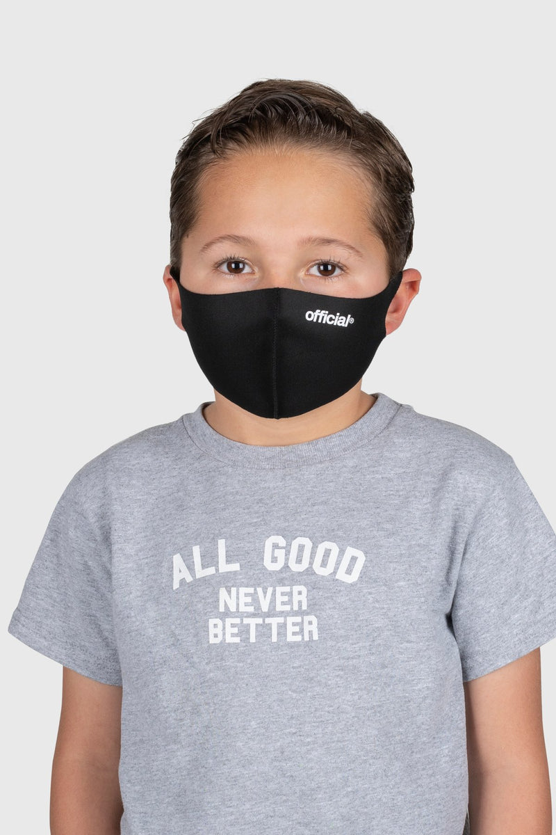 [Kids Size] Official Nano-Poly Face Mask