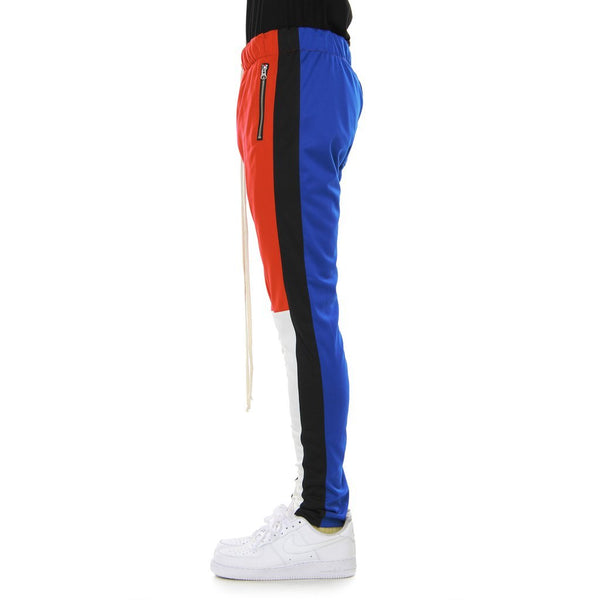 Red Blue Black V2 Track Pant