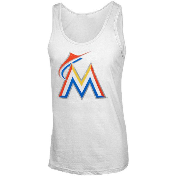 Miami Marlins Vintage Tank Top