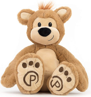 """Pawley"" Stuffed Teddy Bear 18"" Tall"