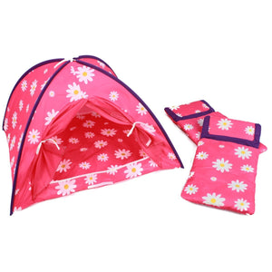 Eimmie 18 Inch Doll Furniture - Camping Set