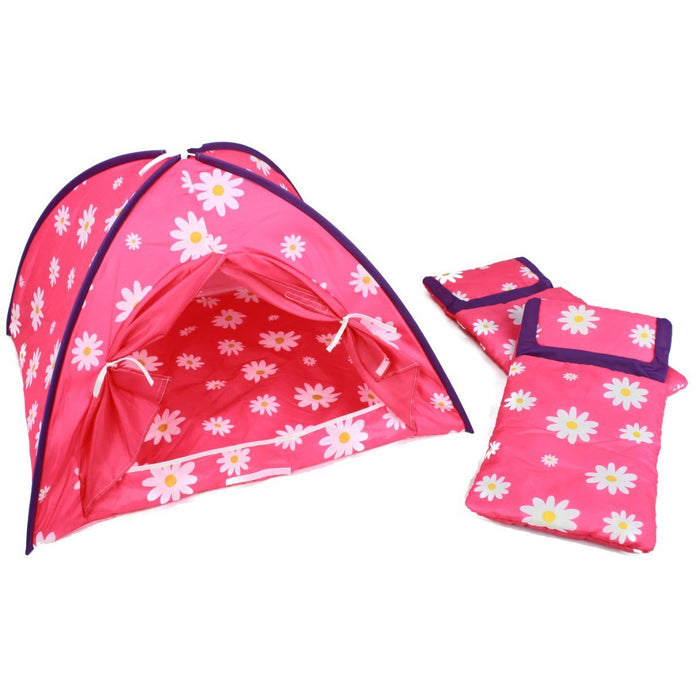 18 Inch Doll Furniture - Camping Set