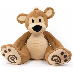 "Plushible.com ""Pawley"" Stuffed Teddy Bear 34"""
