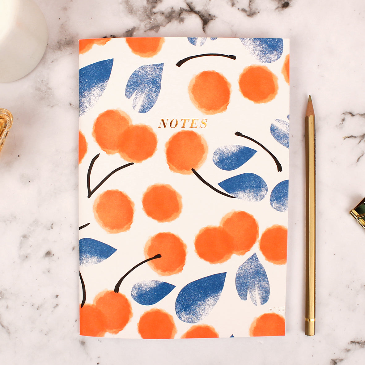 Set of 2 A5 Canterbury Notebooks