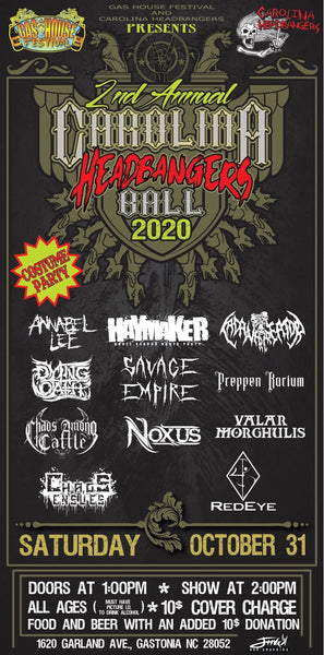 Carolina Headbangers Ball 2