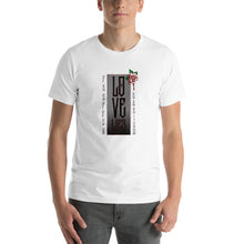 "Load image into Gallery viewer, Preppen Barium ""Love Lies"" Short-Sleeve T-Shirt"