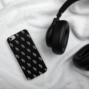 PB Pattern iPhone Case
