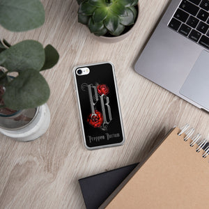 PB Preppen Barium iPhone Case
