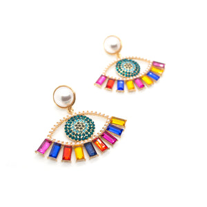Wise Eyes Earrings