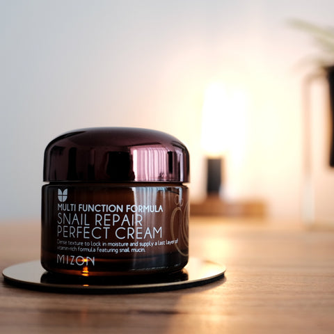 mizon snail cream