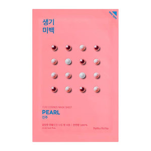 Holika Holika Pure Essence Sheet Mask Pearl