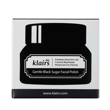 Afbeelding in Gallery-weergave laden, Klairs Gentle Black Sugar Facial Polish