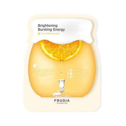 Frudia Citrus Brightening Mask