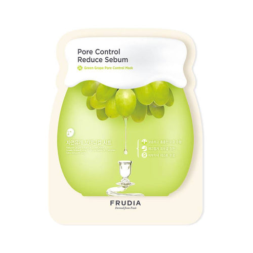 Frudia Green Grape Pore Control Sheet Mask