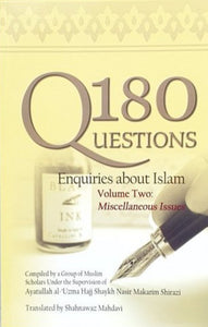 180 Questions - Volume 2